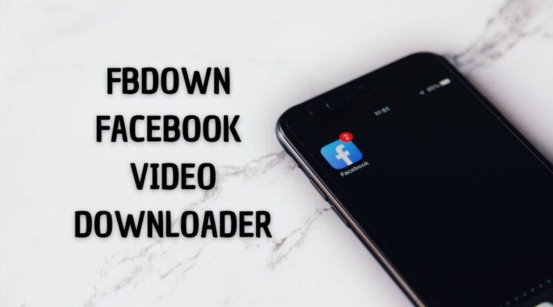 FBDown Video Downloader
