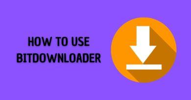 Bitdownloader How To Use Bitdownloader