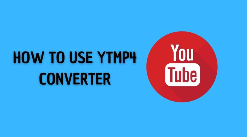 Ytmp4 Converter