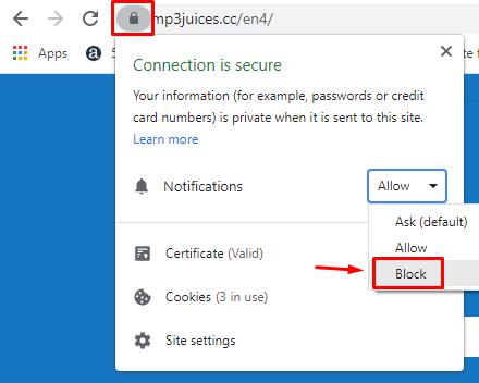Is Mp3juices cc Safe?